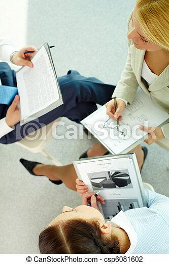 planowanie, praca - csp6081602