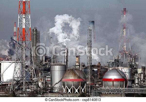 planta, industrial - csp8140813