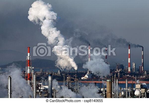 planta, industrial - csp8140655