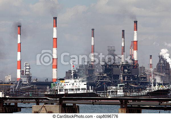 planta, industrial - csp8096776