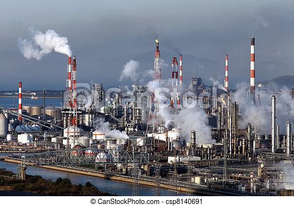 planta, industrial - csp8140691