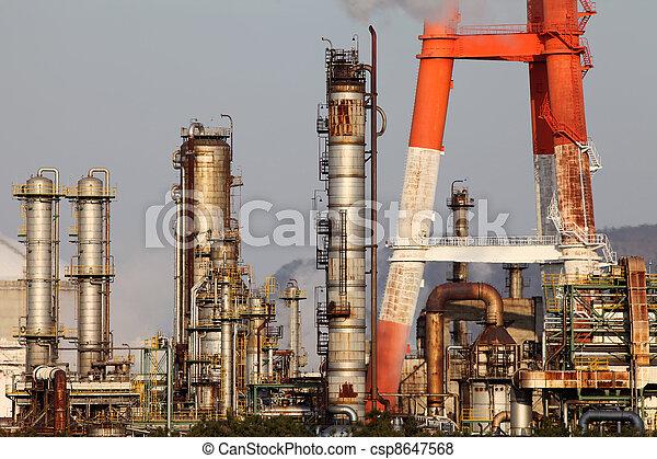 planta, industrial - csp8647568