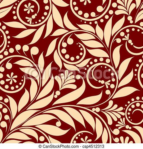 planta, seamless - csp4512313