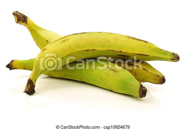 plantain (baking) bananas - csp10924679