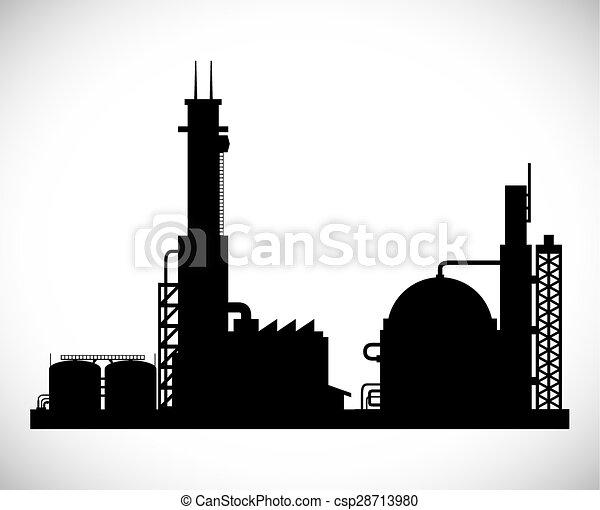 plante, dessin industriel - csp28713980