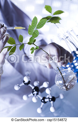 planterar, laboratorium - csp15154872