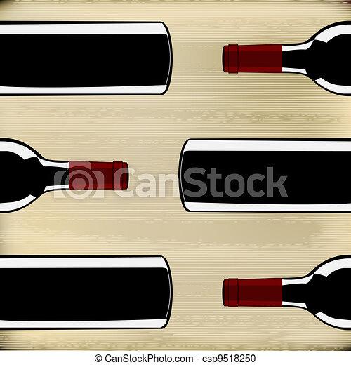 El menú de vinos - csp9518250