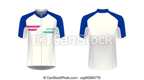 Plantas uniformes de ciclismo - csp65584776