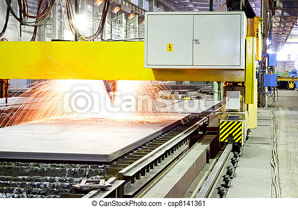 Plasma arc cutting - csp8141361
