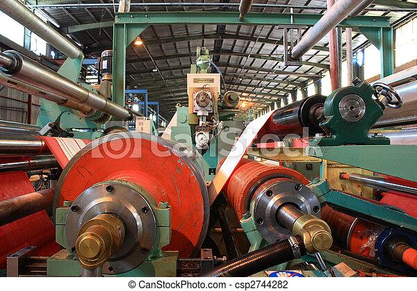 plastic lamination machinery - csp2744282