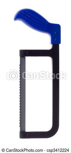 plastic saw - csp3412224