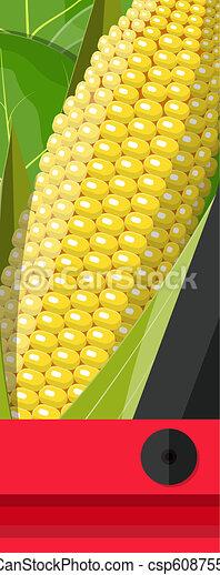 Plastic shopping basket full of vegetables