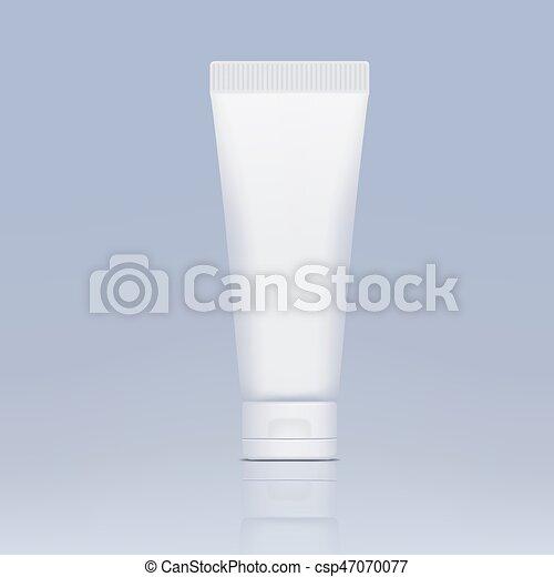 plastic tube for cosmetics - csp47070077