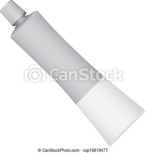 Plastic tube - csp16818477