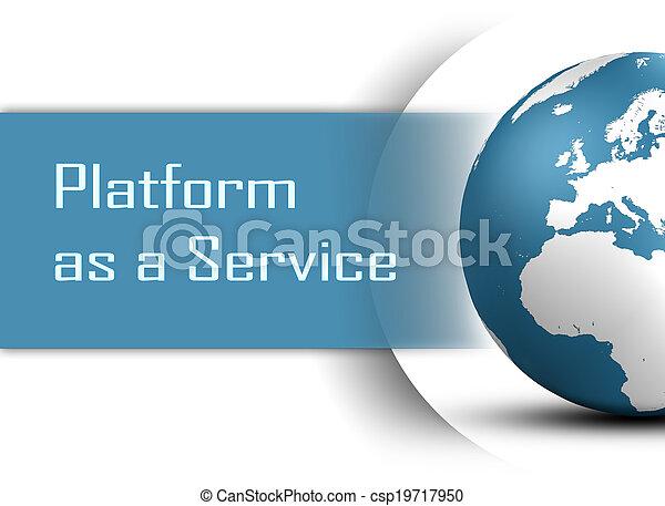 Plataforma como servicio - csp19717950