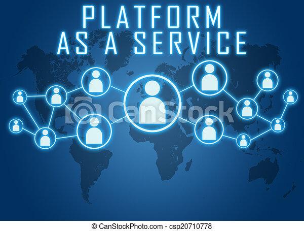 plataforma, servicio - csp20710778