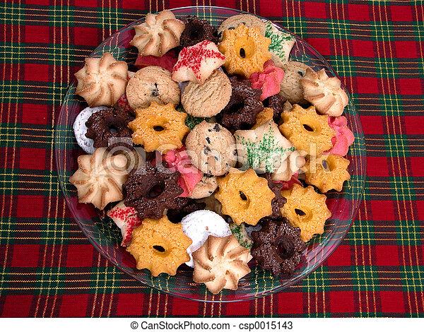 Plate of Cookies - csp0015143