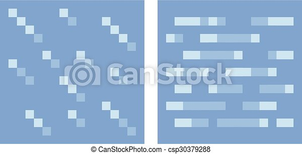 Platformers Art Texture Eau Vecteur Glace Pixel