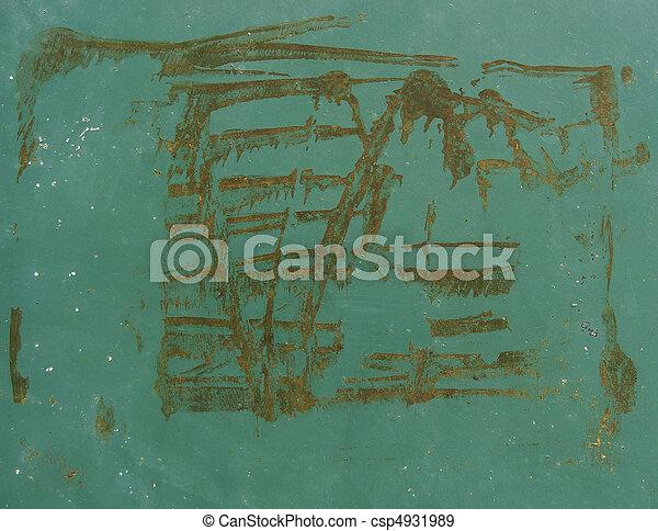 Grüner Rost platte grunge muster metall grün rost stockfotos suche foto