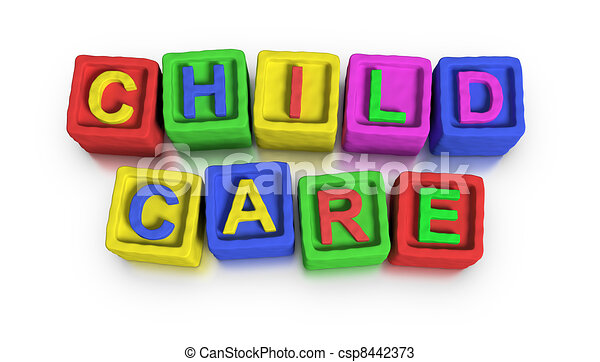 Play Blocks : CHILD CARE - csp8442373