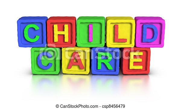 Play Blocks : CHILD CARE - csp8456479