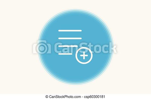 Play vector icon sign symbol - csp60300181