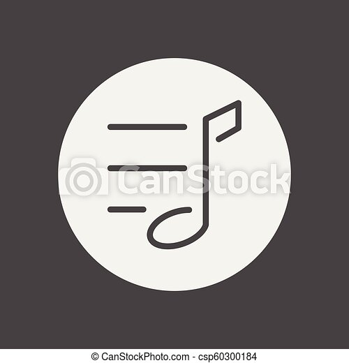 Play vector icon sign symbol - csp60300184