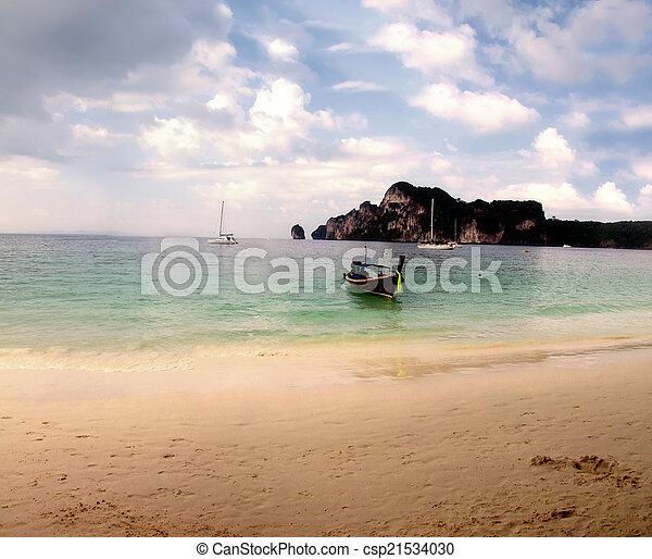 Playa - csp21534030