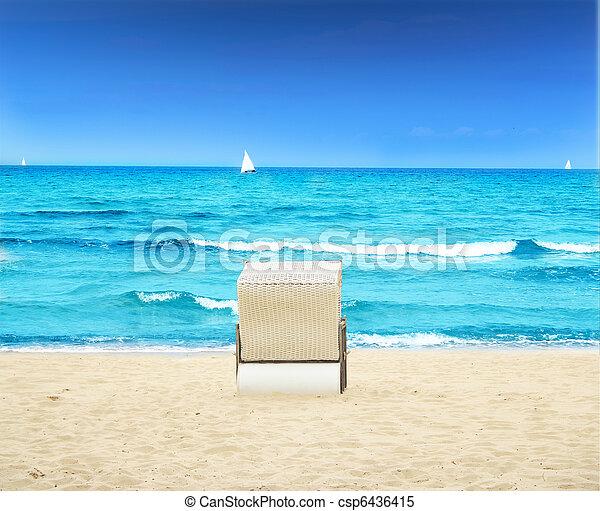 Playa - csp6436415