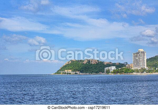 Playa Bangsan - csp17219611