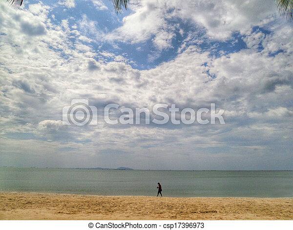 Playa Bangsan - csp17396973