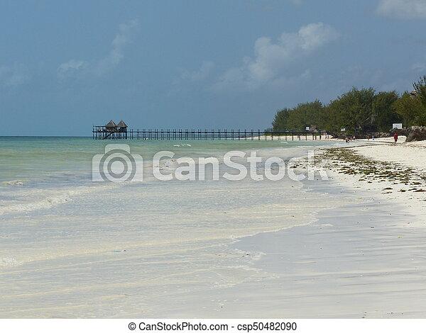 Playa blanca - csp50482090