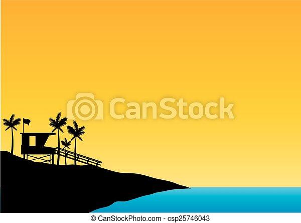 Playa - csp25746043