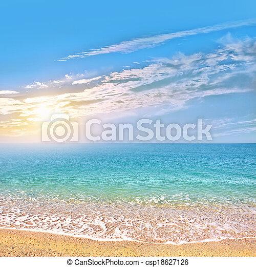 Playa - csp18627126
