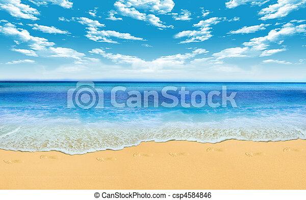 Playa - csp4584846