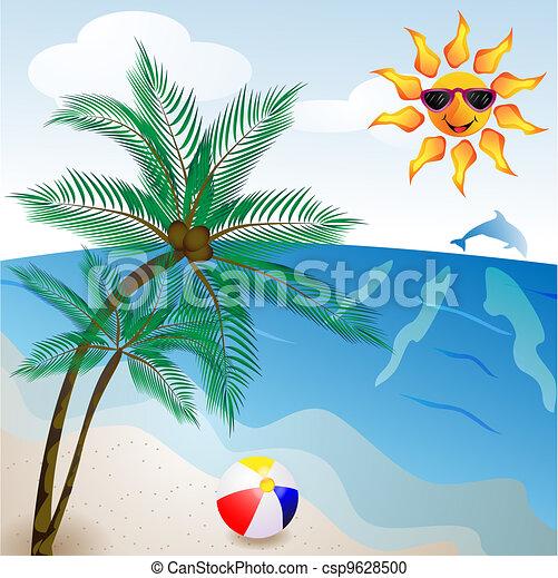 Playa Palmera
