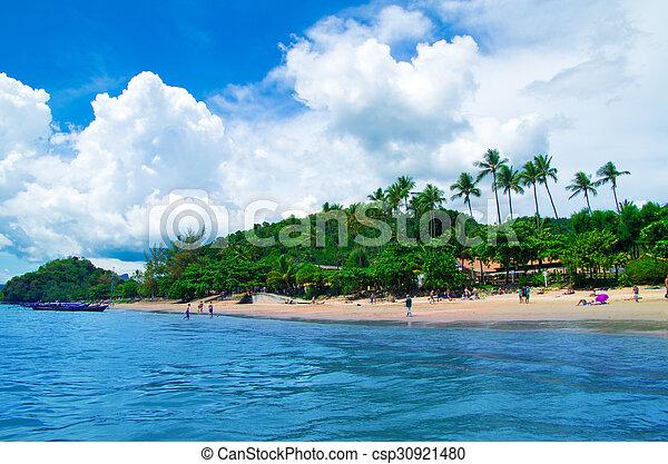 Playa - csp30921480