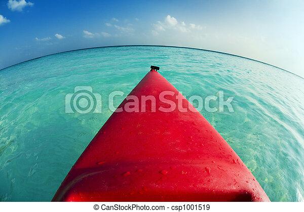 Playa tropical - csp1001519