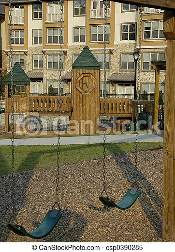 Playground - csp0390285