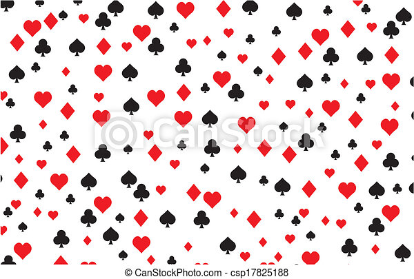 playing card background pattern suitable for decorations vector rh canstockphoto com playing card vector art free playing card vector template