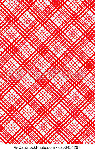 playing card paper background - csp8454297