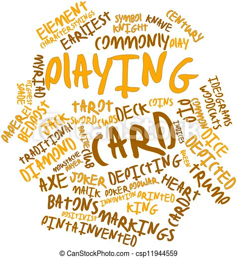 Playing Card Terms