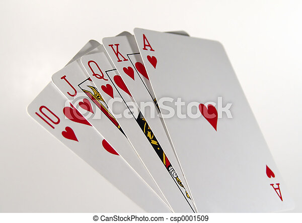 Playing Cards - csp0001509
