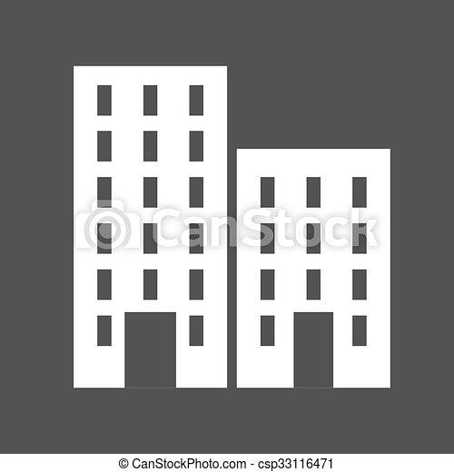 plaza, residencial - csp33116471