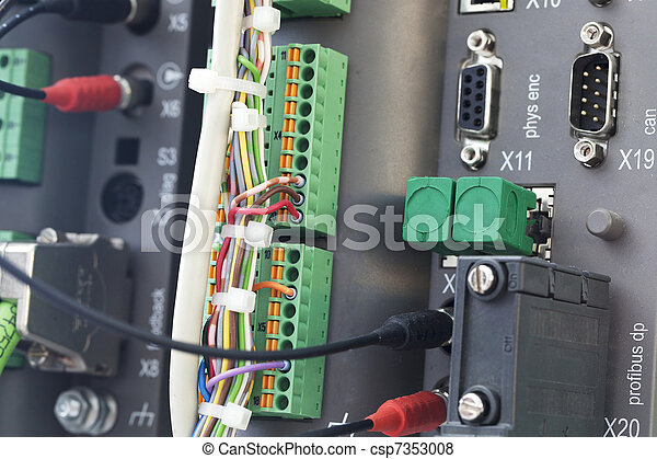 PLC automation  - csp7353008