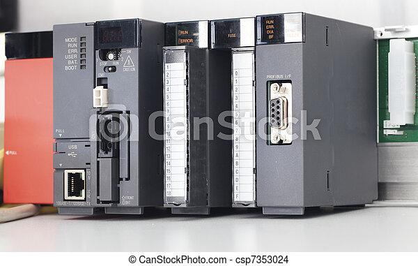 Plc automation  - csp7353024