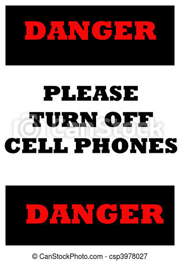 cell phone turn off