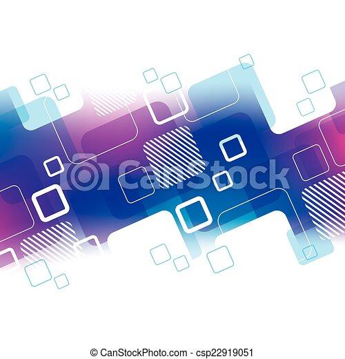 pleinen, achtergrond, abstract - csp22919051
