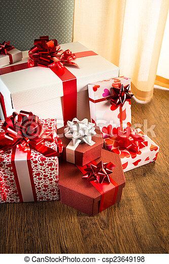 Plenty of gifts