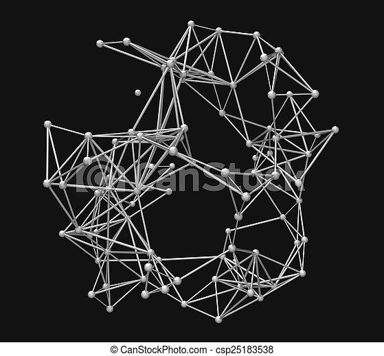 plexus, modèle - csp25183538